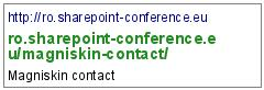 http://ro.sharepoint-conference.eu/magniskin-contact/